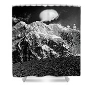 Salkantay Shower Curtain
