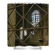 San Lorenzo In Damaso Shower Curtain