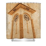 Sandgate Town Hall Shower Curtain