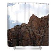Sandstone Hoodoos Shower Curtain