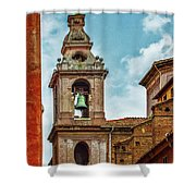 Santa Maria In Traspontina Shower Curtain