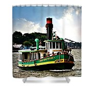 Savannah Belles Ferry Shower Curtain
