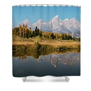 Schwabacher's Landing Shower Curtain