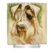 Sealyham Terrier Shower Curtain