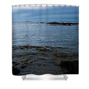 Seascape #2 Shower Curtain