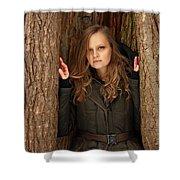 Self Portrait #29 Shower Curtain