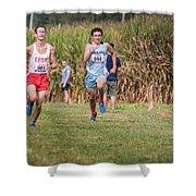 Selfe 8 Shower Curtain