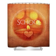 Sh - Ministry 6 Shower Curtain