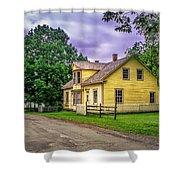 Sherbrooke Village 001 Shower Curtain