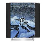 Shiobara Hataori - Digital Remastered Edition Shower Curtain