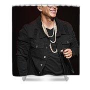 Singer Daddy_yankee Shower Curtain
