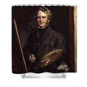 Sir Edwin Henry Landseer  Shower Curtain