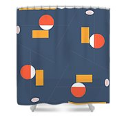 Sketch 102 Shower Curtain
