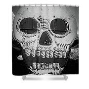 Skulldrudgery Shower Curtain