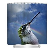 Sky Trooper Shower Curtain