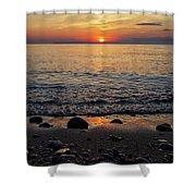 Sleeping Bear Bay 1 Shower Curtain