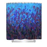 Slick Shower Curtain