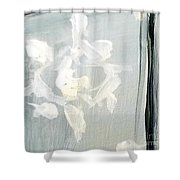 Snowflake #1 Shower Curtain