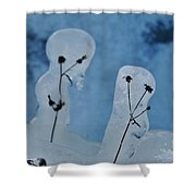So Happy Together Shower Curtain