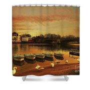 Soft And Warm Shower Curtain