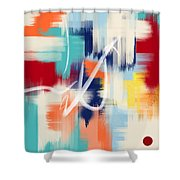 Sold Shower Curtain by Mark Taylor