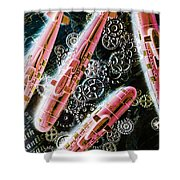Southern Submarines  Shower Curtain