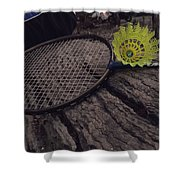 Sports Lover Shower Curtain