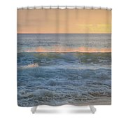 Spray Shower Curtain