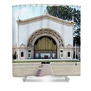Spreckles Organ Pavillion Shower Curtain