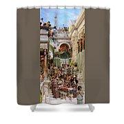 Spring - Digital Remastered Edition Shower Curtain