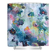 Spring Shine Shower Curtain