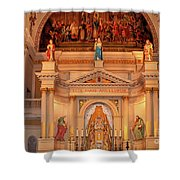 St. Louis Cathedral Altar New Orleans Shower Curtain