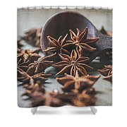 Star Anise 4825 By Tl Wilson Photography  Shower Curtain