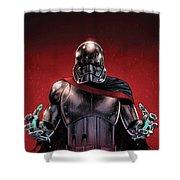 Star Wars Captain Phasma Shower Curtain