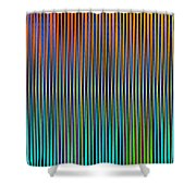 Static Movement Shower Curtain