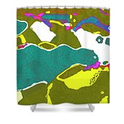 Steamboat Rock 09 Shower Curtain