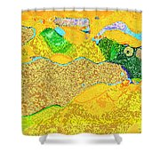 Steamboat Rock 11 Shower Curtain