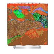 Steamboat Rock 12 Shower Curtain