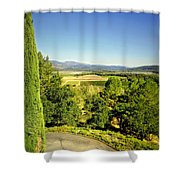 Sterling Vineyards 1 Shower Curtain
