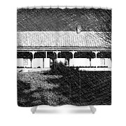 Stonecypher House Shower Curtain