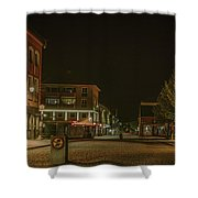 Stora Torget 1 #i0 Shower Curtain by Leif Sohlman
