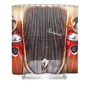Streetrod Shower Curtain