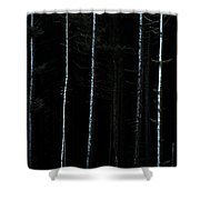 Stunning Fine Art Landscape Image Of Winter Forest Landscape In  Shower Curtain