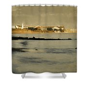 Summer On Cape Cod Xii Shower Curtain