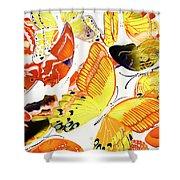 Summers Design Shower Curtain