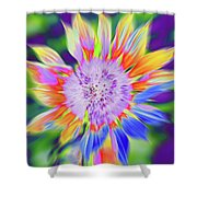 Sunbreak Shower Curtain