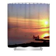 Sunrise - Morning Calm Shower Curtain