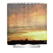 Sunset 092118 1a Shower Curtain