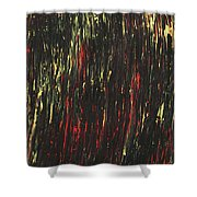 Superstitious Shower Curtain