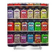 Sweet Tooth Paradise Shower Curtain